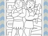 Printable Lds Coloring Pages Book Of Mormon Pictures to Color
