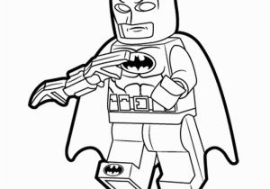 Printable Lego Batman Coloring Pages Batman is A Lego Superhero and Master Builder Enjoy with This