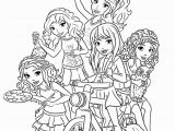 Printable Lego Friends Coloring Pages Coloring Pages Lego Friends