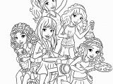 Printable Lego Friends Coloring Pages Lego Friends All Coloring Page for Kids Printable Free Lego