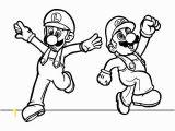 Printable Mario and Luigi Coloring Pages Mario and Luigi Feeling Excited Coloring Pages Download
