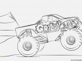 Printable Monster Truck Coloring Pages Spannende Coloring Bilder Monster Truck Coloring Pages