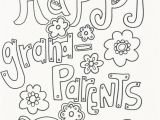 Printable Mothers Day Coloring Pages Free Printable Grandparents Day Coloring Pages