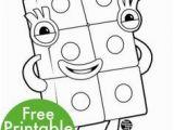 Printable Numberblocks Coloring Pages 11 Best Numberblocks Images