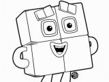 Printable Numberblocks Coloring Pages Cbbc Colouring to Print – Pusat Hobi
