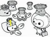 Printable Octonauts Coloring Pages 49 Best Lucas Images