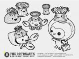 Printable Octonauts Coloring Pages Octonauts Coloring Pages Gup X Octonauts Coloring