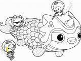 Printable Octonauts Coloring Pages the Octonauts Meet Dunkie Coloring Page