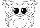 Printable Owl Coloring Pages Cartoon Owl Coloring Page Free Printable Coloring Pages