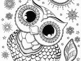 Printable Owl Coloring Pages for Adults Pin by Val Walton On Digi Stamps