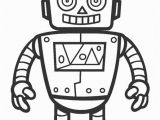 Printable Robot Coloring Pages Free Coloring Page Robot – Pusat Hobi