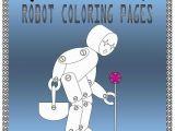 Printable Robot Coloring Pages Printable Coloring Pages Robot Coloring Book