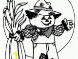 Printable Scarecrow Coloring Pages 24 Free Printable Halloween Coloring Pages for Kids Print