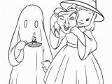 Printable Scarecrow Coloring Pages Halloween Witch and Ghost Coloring Pages to Print