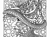 Printable Scary Halloween Coloring Pages A Scary Witch Color All these Stars From the Gallery