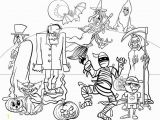 Printable Scary Halloween Coloring Pages Coloring Pages Ideas Phenomenal Spooky Coloring Pages Cute