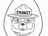 Printable Smokey the Bear Coloring Pages Smokey the Bear Free for Personal Use Many Simple