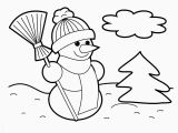 Printable Snowman Coloring Pages Pin On Christmas Coloring Pages