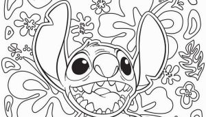 Printable Stitch Coloring Pages Lilo and Stitch Ohana Coloring Pages