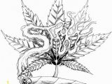 Printable Stoner Coloring Pages Pinterest