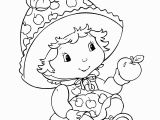 Printable Strawberry Shortcake Coloring Pages 3295 Strawberry Free Clipart 18
