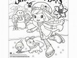 Printable Strawberry Shortcake Coloring Pages Have A Strawberry Shortcake Fan In Your House Free