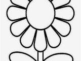 Printable Sunflower Coloring Page Cute Flower Coloring Pages 003 Coloring Pages for Kids