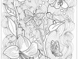 Printable Tattoo Coloring Pages for Adults Page Tattoo Flowers butterfly Tattoos Adult Coloring Pages