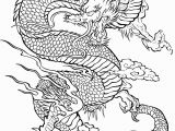 Printable Tattoo Coloring Pages for Adults Tattoo Dragon Tattoos Adult Coloring Pages