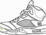Printable Tennis Shoe Coloring Pages Air Jordan Coloring Pages at Getcolorings