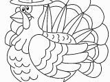 Printable Thanksgiving Coloring Pages for toddlers Thanksgiving Turkey Coloring Pages to Print for Kids