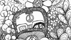 Printable Trippy Coloring Pages for Adults Get This Trippy Coloring Pages for Adults Aj21y