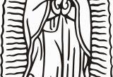 Printable Virgen De Guadalupe Coloring Pages Virgen De Guadalupe Coloring Pages at Getcolorings