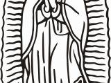 Printable Virgen De Guadalupe Coloring Pages Virgen De Guadalupe Coloring Pages Coloring Home