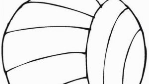 Printable Volleyball Coloring Pages Volleyball Coloring Page Twisty Noodle
