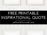 Printable Wall Murals Free Free Inspiration Quote Printable