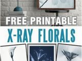 Printable Wall Murals Free Printable Floral Wall Art to Beautify Your Space