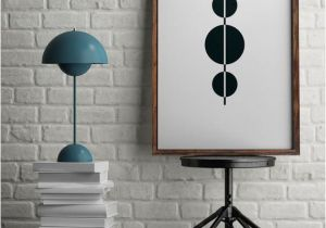 Printable Wall Murals Minimal Circles Wall Prints Scandinavian Art Wall Decor