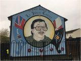 Pro Art Wall Murals Mural Picture Of Paddy Campbell S Belfast Famous Black Cab tours