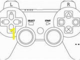 Ps4 Controller Coloring Pages Pin On Cards
