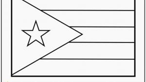 Puerto Rico Flag Coloring Page Awesome Puerto Rico Flag Coloring Page Heart Coloring Pages