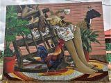 Puerto Rico Murals David Zayas In Hacienda Juanita Maricao Puerto Rico 2018