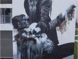 "Puerto Rico Murals Streetart Conor Harrington ""san Juan Fight Club I Ii"" – New"