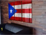 Puerto Rico Wall Murals Puerto Rican Flag Poster Wall Art by Luxwallart On Etsy
