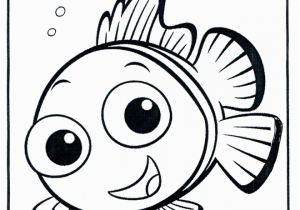 Puffer Fish Coloring Page Nemo Coloring Pages