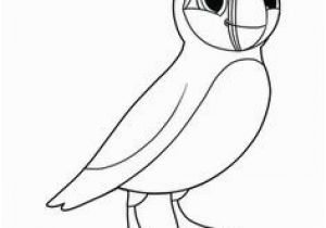 Puffin Coloring Pages to Print Free Puffin Rock Colouring Sheets