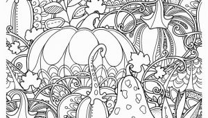 Pumpkin Fall Coloring Pages 315 Kostenlos Herbstmandala