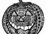 Pumpkin Mandala Coloring Page 17 Luxury Pumpkin Mandala Coloring Page