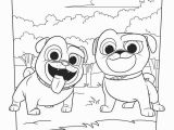Puppy Dog Pals Coloring Pages Printable Exclusive Image Of Puppy Dog Coloring Pages