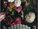 Purple and Pink Dark Floral Wall Mural Die 386 Besten Bilder Von Tapet Show Wallpaper On Etsy